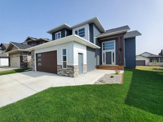Main Photo: 27 W Erma Street in Lacombe: Elizabeth Park Residential for sale : MLS®# A1034295