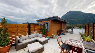 "Main Photo: 21 39769 GOVERNMENT Road in Squamish: Northyards Townhouse for sale in ""Breeze"" : MLS®# R2501012"