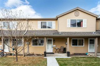 Photo 1: 745 VILLAGE Drive: Sherwood Park Townhouse for sale : MLS®# E4220480