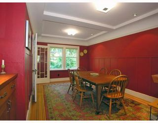 Photo 5: 3507 W 20TH Avenue in Vancouver: Dunbar House for sale (Vancouver West)  : MLS®# V786595