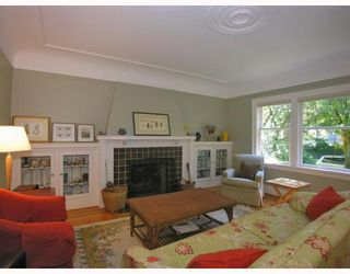 Photo 6: 3507 W 20TH Avenue in Vancouver: Dunbar House for sale (Vancouver West)  : MLS®# V786595