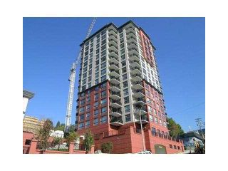 "Photo 1: 402 813 AGNES Street in New Westminster: Downtown NW Condo for sale in ""THE NEWS"" : MLS®# V825673"