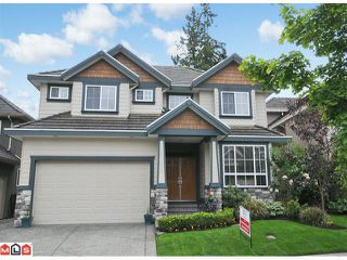 """Main Photo: 15032 35TH Avenue in Surrey: Morgan Creek House for sale in """"ROSEMARY HEIGHTS WEST"""" (South Surrey White Rock)  : MLS®# F1015292"""