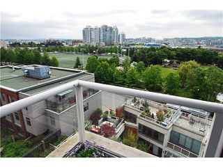 "Photo 8: 809 550 TAYLOR Street in Vancouver: Downtown VW Condo for sale in ""THE TAYLOR"" (Vancouver West)  : MLS®# V838686"