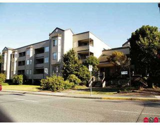 "Photo 1: 313 5294 204TH ST in Langley: Langley City Condo for sale in ""WATERS EDGE"" : MLS®# F2615588"