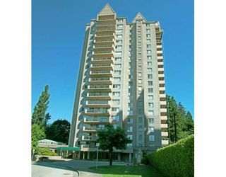 "Photo 2: 1902 545 AUSTIN AV in Coquitlam: Coquitlam West Condo for sale in ""BROOKMERE TOWERS"" : MLS®# V603388"