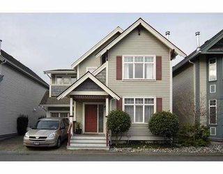 Photo 1: 4771 GARRY Street in Richmond: Steveston South Townhouse for sale : MLS®# V625257