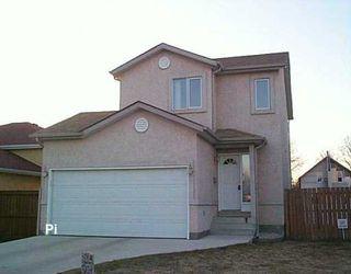 Photo 1: 32 CHOKECHERRY Cove in WINNIPEG: St Vital Single Family Detached for sale (South East Winnipeg)  : MLS®# 2705552