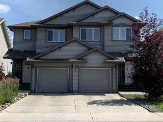 Photo 1: 1951 118 Street SW in Edmonton: Zone 55 House Half Duplex for sale : MLS®# E4170466