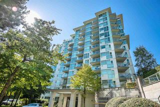 "Photo 1: 703 2733 CHANDLERY Place in Vancouver: South Marine Condo for sale in ""RIVER DANCE"" (Vancouver East)  : MLS®# R2403174"