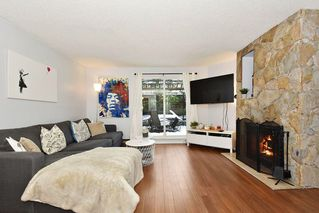 "Photo 3: 106 1775 W 10TH Avenue in Vancouver: Fairview VW Condo for sale in ""STANDFORD COURT"" (Vancouver West)  : MLS®# R2429451"
