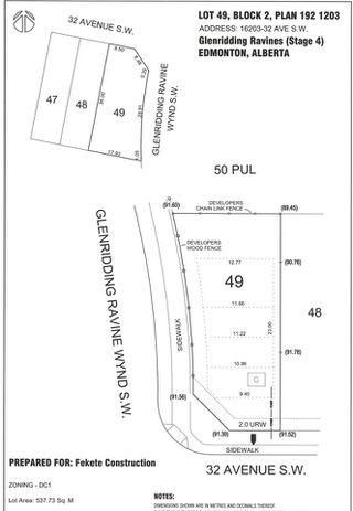 Photo 4: 16203 32 Avenue SW in Edmonton: Zone 56 House for sale : MLS®# E4187758