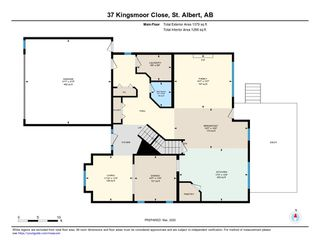 Photo 36: 37 KINGSMOOR Close: St. Albert House for sale : MLS®# E4191266