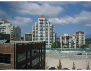 "Photo 5: 901 615 BELMONT Street in New Westminster: Uptown NW Condo for sale in ""BELMONT TOWERS"" : MLS®# V782489"