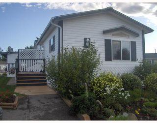 Main Photo: 208 Ranchwood Lane: Strathmore Mobile for sale : MLS®# C3391594