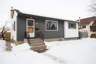 Photo 2: 329 Centennial Street in Winnipeg: River Heights Residential for sale (1D)  : MLS®# 202009203