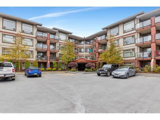 "Photo 1: 307 2233 MCKENZIE Road in Abbotsford: Central Abbotsford Condo for sale in ""LATITUDE ON MCKENZIE"" : MLS®# R2513942"