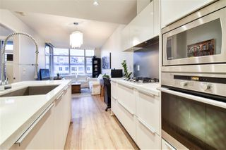 "Photo 3: 501 181 W 1ST Avenue in Vancouver: False Creek Condo for sale in ""BROOK - Village On False Creek"" (Vancouver West)  : MLS®# R2524212"