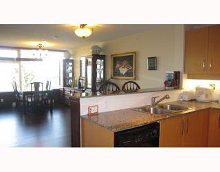 "Photo 5: 405 9288 UNIVERSITY Crescent in Burnaby: Simon Fraser Univer. Condo for sale in ""NOVO"" (Burnaby North)  : MLS®# V788578"