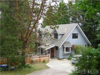 Photo 1: 1442 Winslow Drive in SOOKE: Sk East Sooke Single Family Detached for sale (Sooke)  : MLS®# 272932