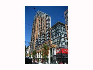 """Photo 1: 2408 788 RICHARDS Street in Vancouver: Downtown VW Condo for sale in """"L' HERMITAGE"""" (Vancouver West)  : MLS®# V816931"""