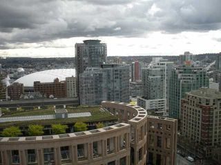 """Photo 2: 2408 788 RICHARDS Street in Vancouver: Downtown VW Condo for sale in """"L' HERMITAGE"""" (Vancouver West)  : MLS®# V816931"""