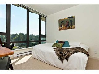 """Photo 6: 1008 110 BREW Street in Port Moody: Port Moody Centre Condo for sale in """"ARIA-SUTER BROOK"""" : MLS®# V840788"""