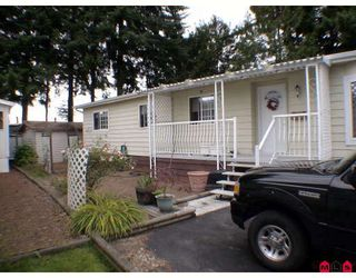 "Photo 21: 196 3665 244TH Street in Langley: Otter District Manufactured Home for sale in ""Langley Grove Estates"" : MLS®# F2825786"