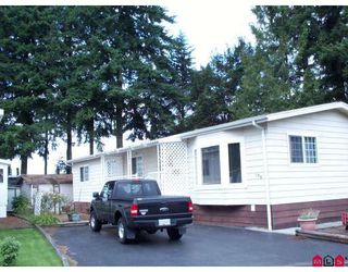 "Photo 13: 196 3665 244TH Street in Langley: Otter District Manufactured Home for sale in ""Langley Grove Estates"" : MLS®# F2825786"