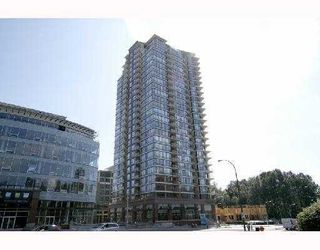 """Photo 1: 704 110 BREW Street in Port_Moody: Port Moody Centre Condo for sale in """"THE ARIA 1"""" (Port Moody)  : MLS®# V743428"""