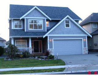 """Photo 1: 3773 MCKINLEY Drive in Abbotsford: Abbotsford East House for sale in """"SANDY HILL"""" : MLS®# F2831823"""