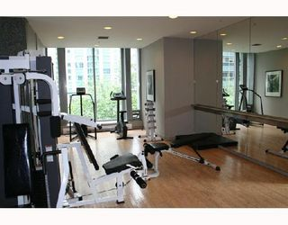 """Photo 5: 2303 1288 W GEORGIA Street in Vancouver: West End VW Condo for sale in """"RESIDENCE AT THE GEORGIA."""" (Vancouver West)  : MLS®# V752448"""