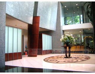 """Photo 3: 2303 1288 W GEORGIA Street in Vancouver: West End VW Condo for sale in """"RESIDENCE AT THE GEORGIA."""" (Vancouver West)  : MLS®# V752448"""