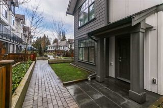 "Photo 1: 1 5118 SAVILE Row in Burnaby: Burnaby Lake Townhouse for sale in ""SAVILE ROW"" (Burnaby South)  : MLS®# R2431255"