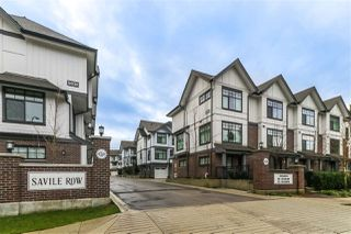 "Photo 2: 1 5118 SAVILE Row in Burnaby: Burnaby Lake Townhouse for sale in ""SAVILE ROW"" (Burnaby South)  : MLS®# R2431255"