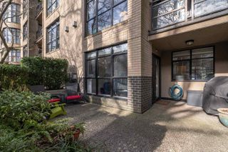 Photo 2: 110 2181 W 10TH AVENUE in Vancouver: Kitsilano Condo for sale (Vancouver West)  : MLS®# R2438847