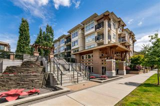 "Photo 2: 420 6828 ECKERSLEY Road in Richmond: Brighouse Condo for sale in ""SAFRON"" : MLS®# R2483230"