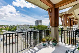 "Photo 33: 420 6828 ECKERSLEY Road in Richmond: Brighouse Condo for sale in ""SAFRON"" : MLS®# R2483230"