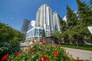 "Photo 1: 2409 988 QUAYSIDE Drive in New Westminster: Quay Condo for sale in ""QUAY"" : MLS®# R2485864"
