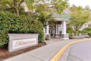"""Photo 2: 109 2970 PRINCESS Crescent in Coquitlam: Canyon Springs Condo for sale in """"MONTCLAIRE"""" : MLS®# R2510423"""