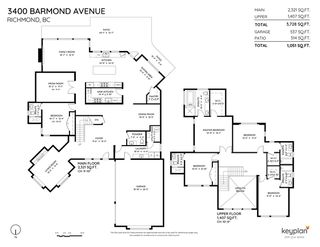 "Photo 2: 3400 BARMOND Avenue in Richmond: Seafair House for sale in ""SEAFAIR"" : MLS®# R2523626"