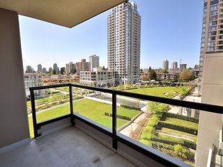 """Photo 9: 602 7178 COLLIER Street in Burnaby: Highgate Condo for sale in """"ARCADIA AT HIGHGATE VILLAGE"""" (Burnaby South)  : MLS®# V824613"""