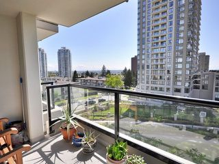"""Photo 10: 602 7178 COLLIER Street in Burnaby: Highgate Condo for sale in """"ARCADIA AT HIGHGATE VILLAGE"""" (Burnaby South)  : MLS®# V824613"""