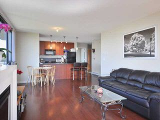 """Photo 3: 602 7178 COLLIER Street in Burnaby: Highgate Condo for sale in """"ARCADIA AT HIGHGATE VILLAGE"""" (Burnaby South)  : MLS®# V824613"""