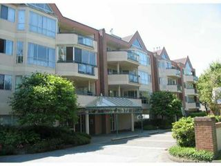 "Photo 1: 202 8600 LANSDOWNE Road in Richmond: Brighouse Condo for sale in ""TIFFANY GARDENS"" : MLS®# V837175"