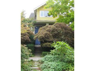 "Photo 1: 122 W 20TH Avenue in Vancouver: Cambie House for sale in ""CAMBIE VILLAGE"" (Vancouver West)  : MLS®# V851048"