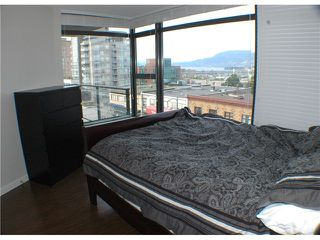 "Photo 6: 607 1068 W BROADWAY in Vancouver: Fairview VW Condo for sale in ""THE ZONE"" (Vancouver West)  : MLS®# V851960"