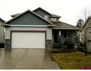 Photo 1: 4049 CHANNEL Street in Abbotsford: Abbotsford East House for sale : MLS®# F2904980