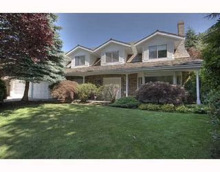 "Photo 1: 602 GOLDENROD Boulevard in Tsawwassen: Tsawwassen East House for sale in ""FOREST BY THE BAY"" : MLS®# V772977"