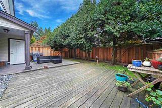 Photo 19: 30 21801 DEWDNEY TRUNK Road in Maple Ridge: West Central Townhouse for sale : MLS®# R2411486